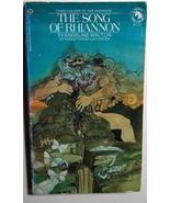 THE SONG OF RHIANNON by Evangeline Walton (1973) Ballantine Adult Fantas... - $13.85
