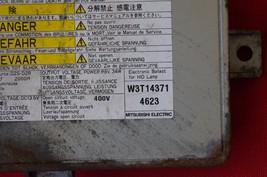 ACURA TL HONDA S 2000 HEADLIGHT HID BALLAST IGNITOR XENON W3T14371 image 2