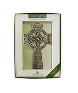 Royal Tara Bronze Plated Wall Plaque with Cross of Hope Design - $29.85