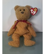 Extremely Rare~Ty Beanie Baby Curly Bear Retired~ Many Errors and Rarities - $42.56