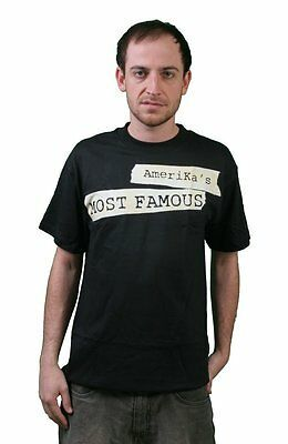 Famous Stars and Straps most famous black T-Shirt