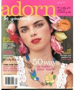ADORN Magazine - Spring 2007 - $4.00