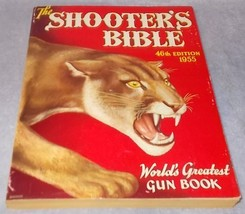 Stoeger Arms Catalog Shooters Bible 46th Edition 1955 Nice Example - $12.95