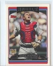 MIKE NAPOLI RC 2006 Topps Update #153 Los Angeles Angels Baseball Sports... - $2.25