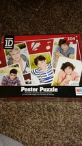 ONE DIRECTION Giant Poster Puzzle (NEW) - $18.00