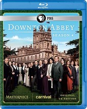 Downton Abbey, Season 4 [Blu-ray]