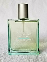 Bath & Body Works SEA ISLAND COTTON Eau de Toilette 1.7 oz 100% Full ~NO... - $37.24