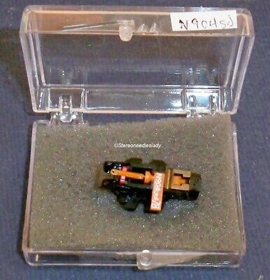 UNIVERSAL TETRAD CARTRIDGE NEEDLE for Tetrad N904-sd EV 5579D 1/2 IN MOUNT