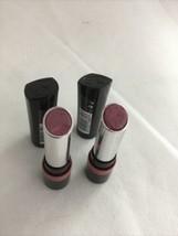 Rimmel London 200 It's A Keeper New Long Lasting Lipsticks w/flaw Set Of 2. - $11.29
