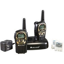 Midland Consumer Radio LXT535VP3 22-Channel Camo GMRS with 24-Mile Range  - $72.14
