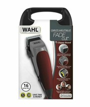 WAHL Fade Cut Haircutting Kit 16 Pieces NEW Hair Trimmers/Clippers - $45.99