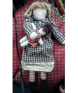 Rag Doll with her Baby Delton Products - $19.99