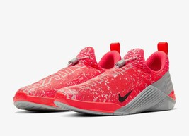 Nike React Metcon Hyper Red Crossfit Training Shoes BQ6044-660 Size 6 to... - $100.80