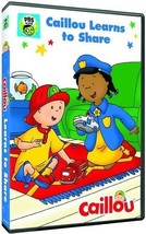 Caillou: Caillou Learns to Share [New DVD] - $29.20