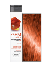 Celeb Luxury Gem Lites Fire Opal Colorditioner  8.5oz