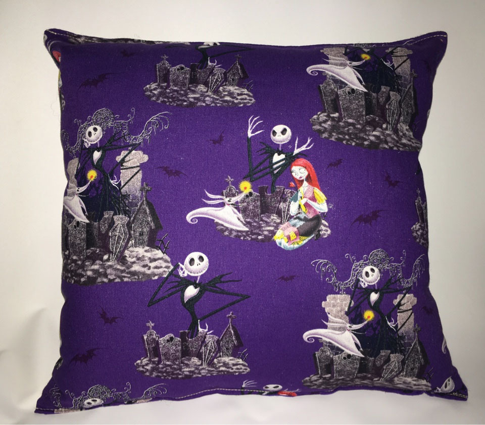 Nightmare Before Christmas Pillow And and 50 similar items