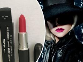Mac Cosmetics All Fired Up Retro Matte Lipstick - $14.99