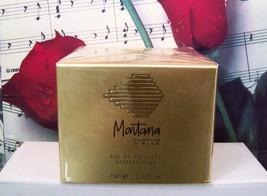 Montana Parfum D'Elle EDT Spray 2.5 FL. OZ. NWB - $49.99