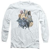 Lord of the Rings Saruman Villains long sleeve graphic t-shirt LOR1012 image 1