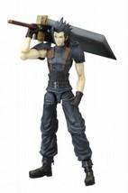 Nuovo Square Enix Crisi Core Final Fantasy VII Gioco Arti Zackfair Statu... - $333.85