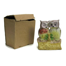 TWO OWLS | Vintage TV Lamp or Night Light | Electric Plug In | Original ... - $24.70