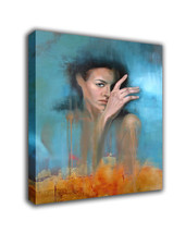 "Nude Art Oil Painting Print On Canvas Modern Home Decor ""Alexey Slusar"" ... - $12.09+"