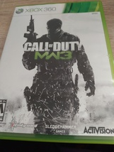 MicroSoft XBox 360 Call Of Duty: Modern Warfare 3 image 1