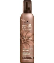 Smooth 'N Shine Camellia Oil & Shea Butter Curl Defining Mousse Curly Hair 9oz - $10.84