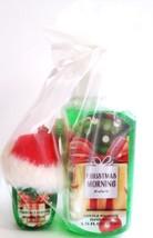 Bath & Body Works Christmas Morning Hand Soap, PocketBac & Santa Hat Holder - $19.37