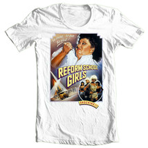 Reform School Girls T-shirt Free Shipping retro punk movie classic 1980's tee image 2