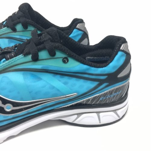 Saucony Kinvara Size 9 M (B) Women's Running Shoes Sneakers Blue 10072-24