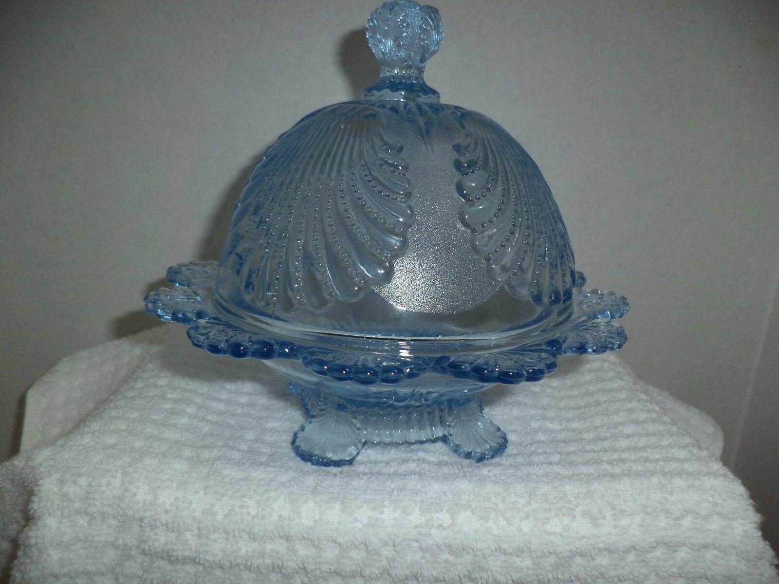 Mosser Shell Willow Blue Butter Dome