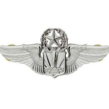 Genuine U.S. Air Force Usaf Breast Badge: Unmanned Aircraft Systems:Master - Reg - $15.82