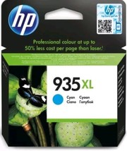 HP 935XL Cyan 825 pages Ink Cartridge (C2P24AE#BGY) - $19.79