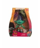 DreamWorks Trolls Branch 9-Inch Figure Doll Includes Accessories Branch NEW - $14.95