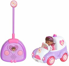 Doc McStuffins Check Up 'N Go Mobile Playset  Just Play  New in Original Box - $47.53