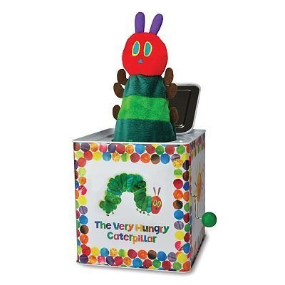 Kids Preferred The World of Eric Carle The Very Hungry Caterpillar Jack in the B