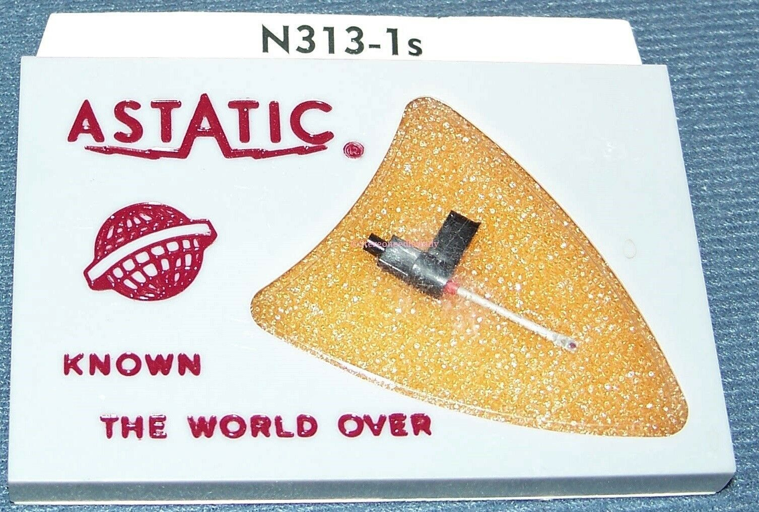 Astatic N313-1s NEEDLE for Electro-Voice, EV 122 Sonotone 3P-1S 360-D1 S1