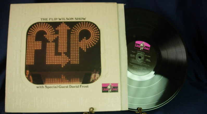 The FLIP WILSON Show with David Frost - Little David Records LD 2000