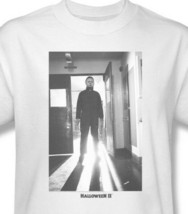 Halloween II Michael Myers T-shirt retro 1970's slasher 80's horror movie UNI564 image 1