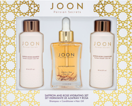 Joon Saffron Rose Hydrating Gift Set