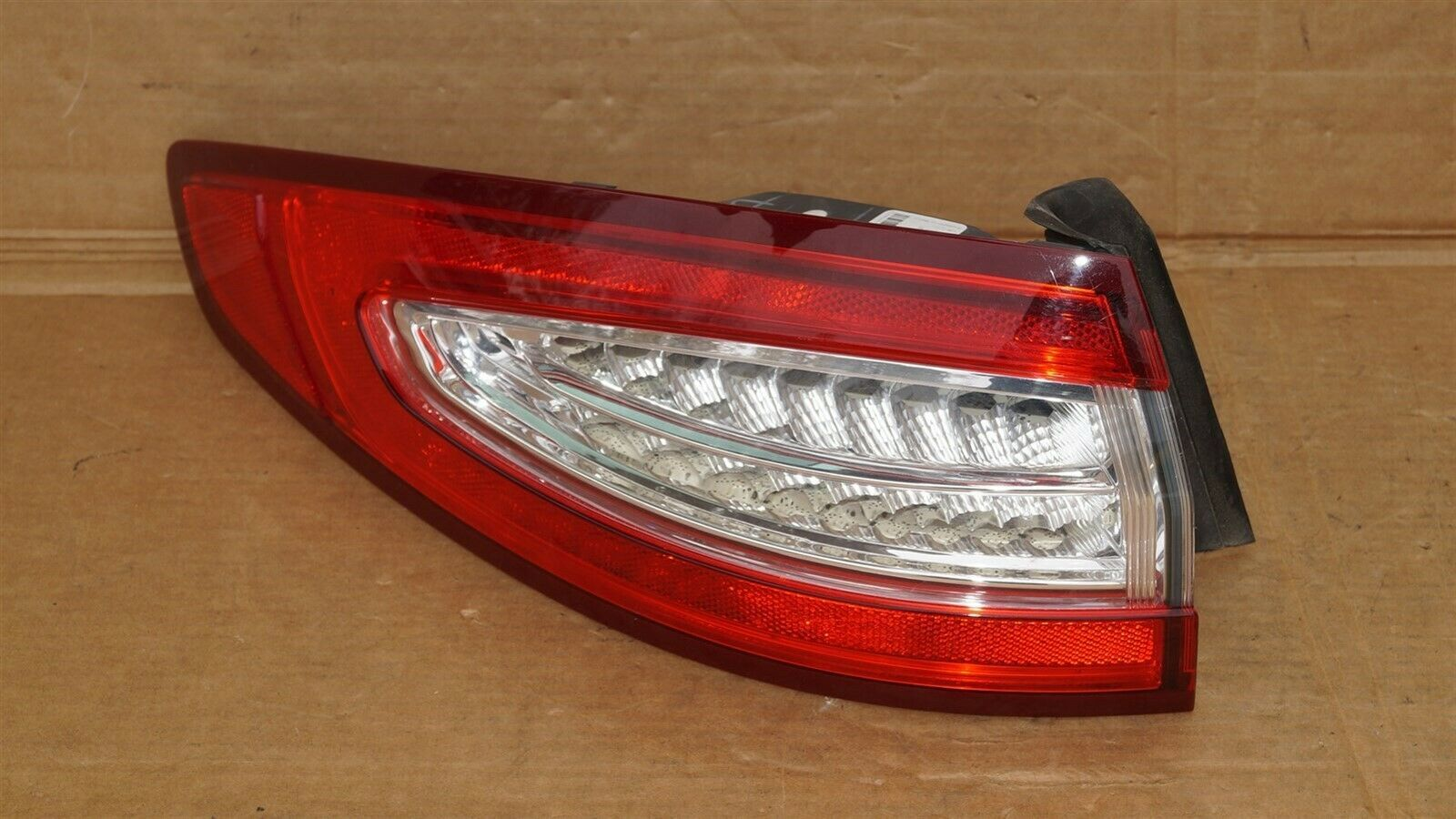 13-16 Ford Fusion LED Taillight Light Lamp Driver Left Side LH