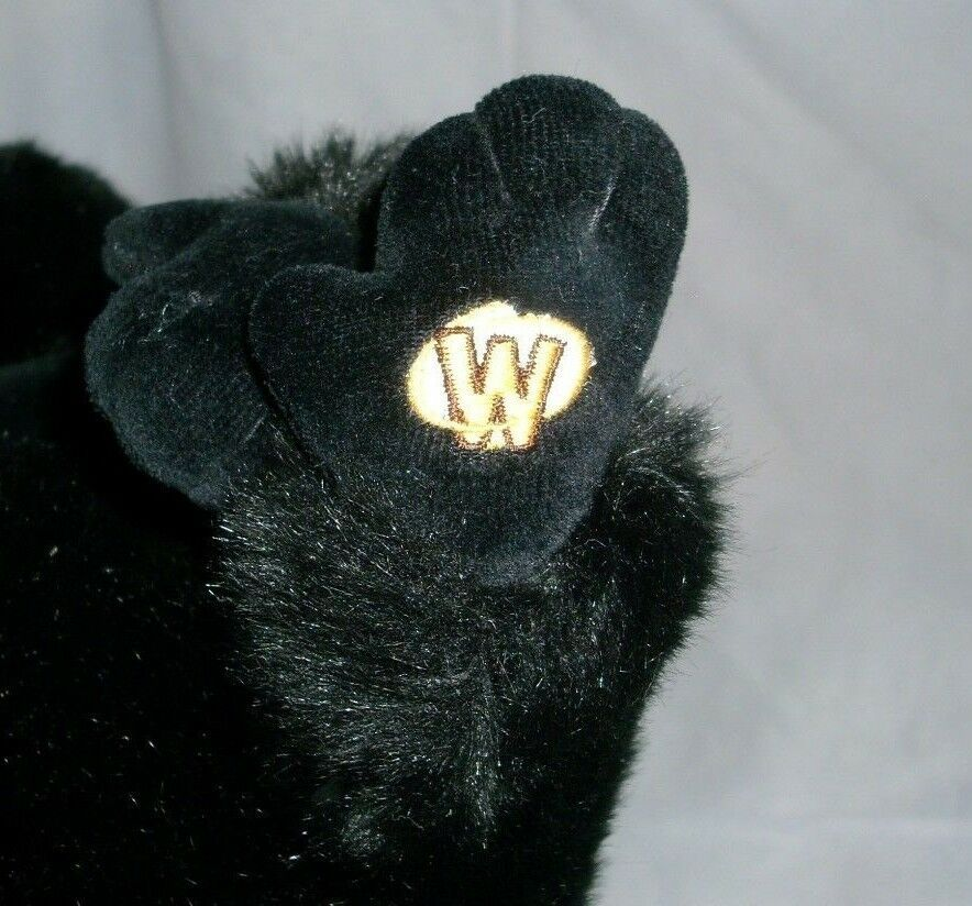 GANZ WEBKINZ SIGNATURE WESTERN LOWLAND GORILLA GOLD STUFFED ANIMAL PLUSH TOY APE