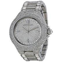 Michael Kors Ladies Watch MK5869 Camile Crystal Pave Dial Crystal Encrusted  - $219.00