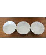 Noritake Ivory China Montblanc 7527 Fruits Dessert Sauce Bowls Flowers S... - $36.99