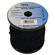 Stens 146-915 Chainsaw TrueBlue 100' Starter Rope, #4 1/2 Solid Braid  - $11.03