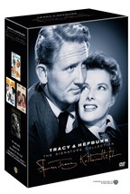 Tracy & Hepburn Signature Collection DVD Set Pat and Mike Adam's Rib Wom... - $34.64