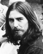 GEORGE HARRISON 8X10 PHOTO GLOSSY OUT OF PRINT RARE  - $14.99