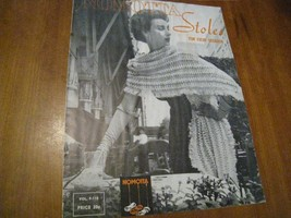 vintage knitting yarn pattern sewing 1950s NOMO... - $7.38