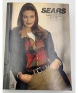 Sears Catalog 1992 1993 Fall & Winter Vintage Sears & Roebuck Co. 21-399B - $30.35